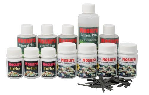 Shrimp-Tank. Mosura Products Family